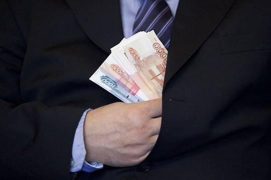 Чиновник Большеболдинского района выписал себе премий на170 тыс. руб.