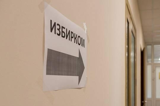 Свыше 2 тыс. избирательных участков открылось вНижегородской области