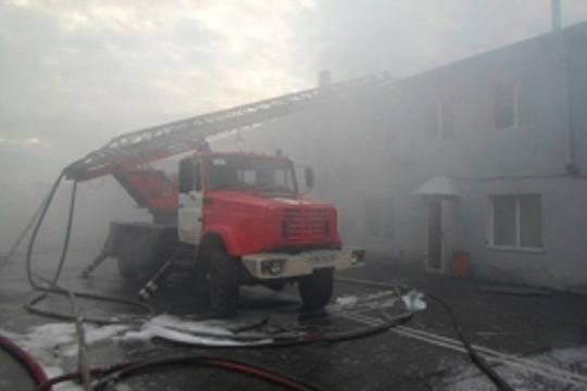 ВНижнем Новгороде около 300 человек эвакуировали из-за пожара вшколе