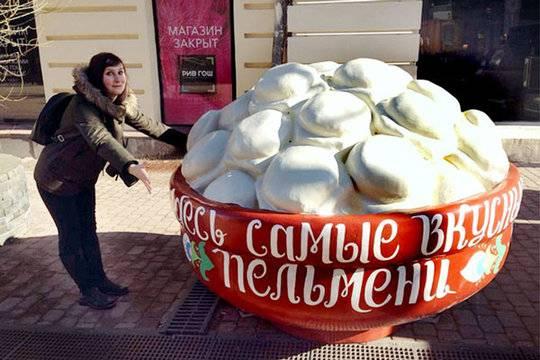 УФАС накажет кафе, установившее чашу спельменями наБольшой Покровской