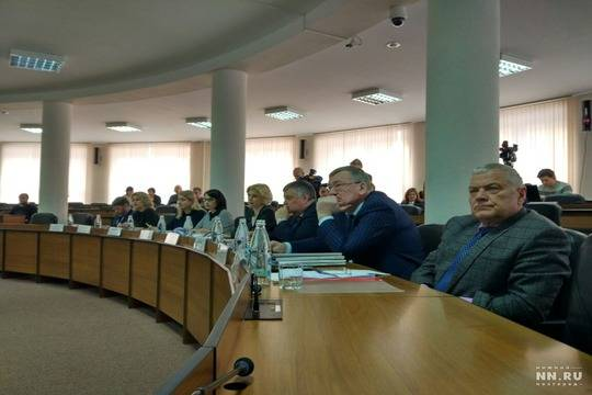 Напост руководителя Нижнего Новгорода претендуют депутат Думы иглава администрации Шахуньи