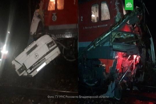 Кошмарная  авария воВладимирской области унесла жизни двадцати  человек