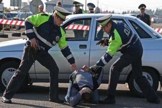Заприезжим изТверской области устроили погоню нижегородские полицейские