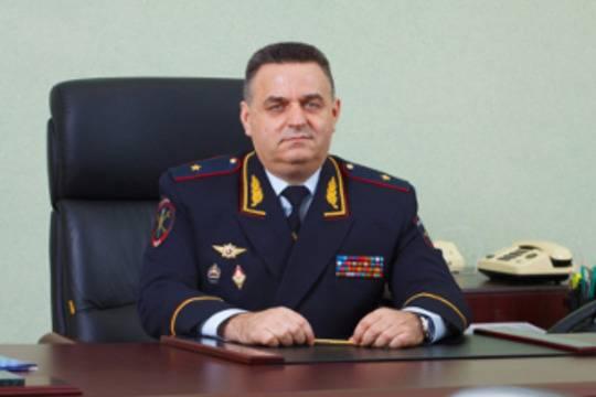 Глава  тамбовской милиции  Юрий Кулик пошел наповышение