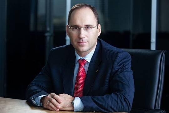 Александр Шаронов оставляет пост и.п. секретаря НРО «Единой России»