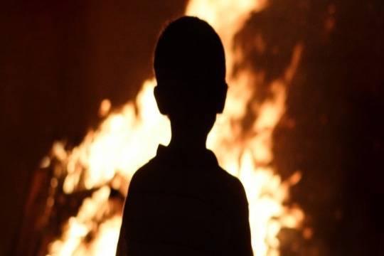 ВНижегородской области трое детей живьем сгорели вквартире