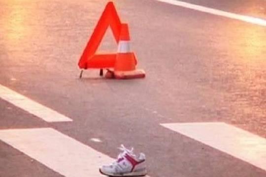 Шофёр Мазда насмерть сбил ребенка напешеходном переходе вАрзамасе Нижегородской области