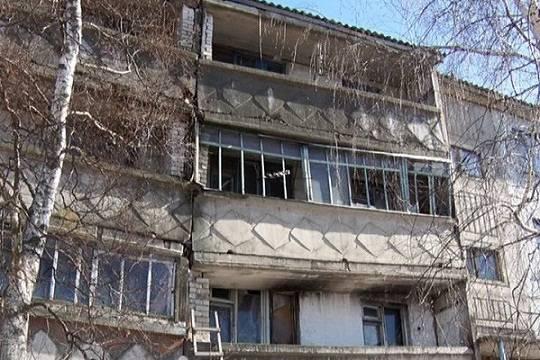 Жильцов аварийного дома вселе Умай спешно эвакуировали утром