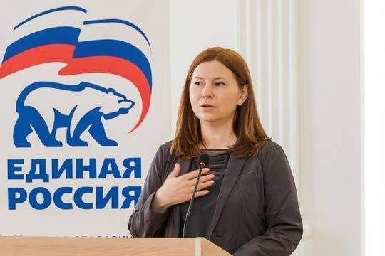 Елизавета Солонченко выдвинута напост руководителя Нижнего Новгорода